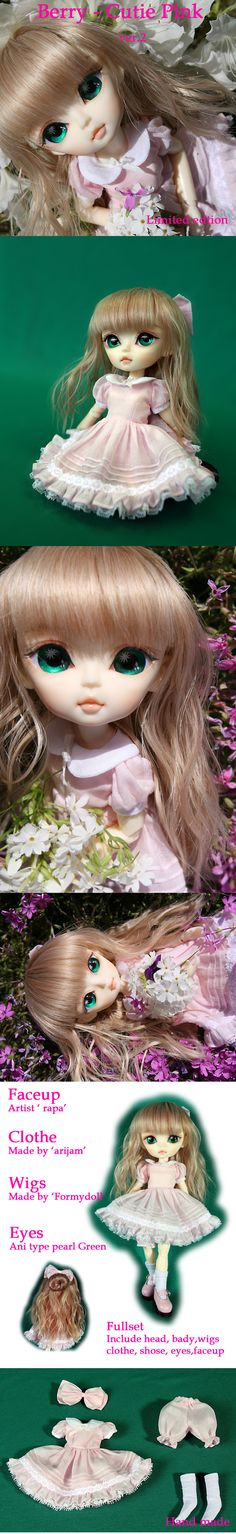 Hujoo Dolls!! SO cute! Love these