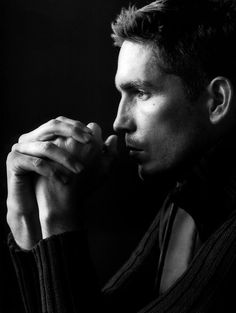 """Such an intense actor.  Loved him in """"The. Passion"""" James Caviezel"""