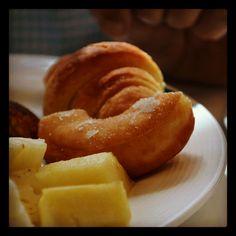 doughnut...