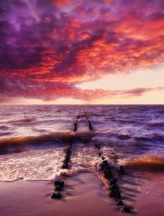 Remains of an old pier!/Seascape Photography - Google+