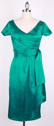 """Mad Men"" JOAN Dress GREEN  82114C"