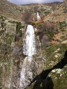 Cascada Garganta Honda, Valle del jerte