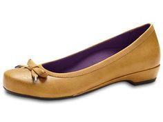 Vionic Olivia Mustard - Sole Provisions.com