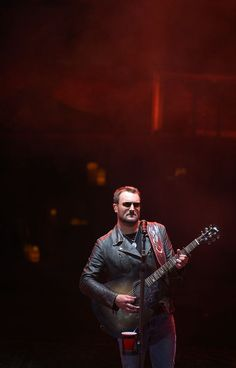 Eric Church delivers wild, unpredictable night at Red Rocks