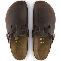 Birkenstock Boston closed sandals, habana by Birkenstock. Buy it 99,00 €