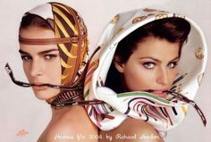 hermes white 'a vos crayons' scarf from 2004 collection. i'd kill for this!