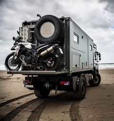 Bliss Mobil is a new concept for expedition vehicles, an innovative container-style all-in-one box, designed to fit all types of truck. Rather than the costly customising of each individual vehicle, the company has introduced five uniformed models to Off Road Rv, Off Road Camper, Truck Camper, Expedition Trailer, Expedition Vehicle, Motorcycle Camping, Camping Gear, Travel Trailer Tires, Motorhome