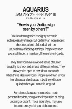 How is your Zodiac sign seen by others?