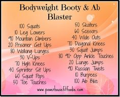 100pyramidbodyweightbootyabblast thumb Low Carb Mini Doughnuts, Protein Fudgsicles & Bodyweight Blast Workout!