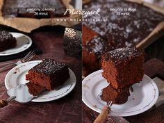 Ciasto Murzynek – najlepszy, wilgotny, puszysty, rozpływający się w ustach