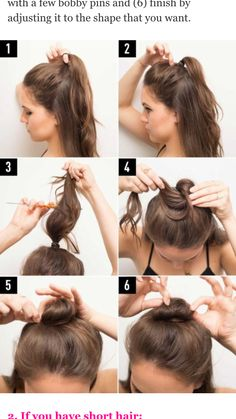 The Sock Bun Is Dead. Here Are 16 Ways to Style the Look You Should Be Wearing…