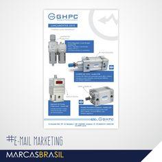 E-mail Marketing – GHPC > Desenvolvimento de e-mail marketing para empresa GHPC < #emailmkt #marcasbrasil #agenciamkt #publicidadeamericana