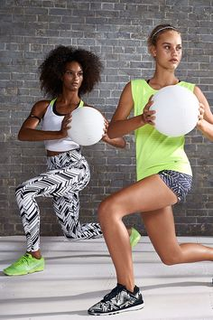 Lunge, twist and conquer all your training goals with gear from the new Spring Style Guide.