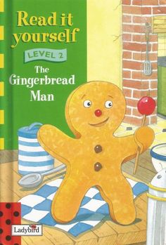 Ladybird - Read It Yourself - Level 2 - The Gingerbread Man  - S/Hand