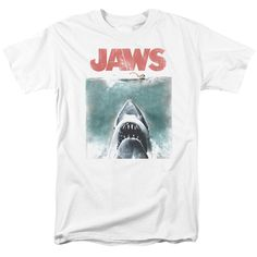 Jaws: Vintage Poster T-Shirt