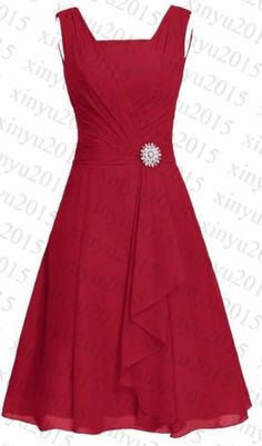STOCK-Short-Beaded-Bridesmaid-Cocktail-Prom-Party-Ball-Evening-dress-Size6-18