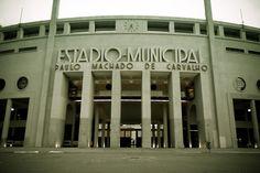 sao paulo football stadium