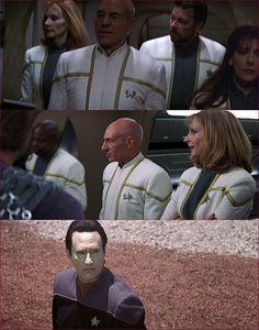 Star Trek: Insurrection (1998) - Strona 8