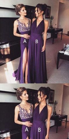 Purple Bridesmaid Dresses,Chiffon Bridesmaid Dresses,Lace Wedding Party · PromMode · Online Store Powered by Storenvy Bridesmaid Dresses 2018, Wedding Party Dresses, Wedding Bridesmaids, Prom Dresses, Lace Wedding, Wedding Parties, Chiffon Dresses, Maid Of Honour Dresses, Dream Dress
