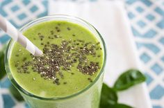 Recipe: Green Monster Smoothie