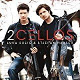 2 Cellos mixes contemporary music and classical style together. This CD is great to just chill out to after a long day. This duo has redefined how people think about Cellos and the type of music that can be produced from the instrument. Naya Rivera, Cellos, Royal Albert Hall, Pulp Fiction, Glee, Crossover, Estas Tonne, Michael Jackson Smooth Criminal, Streets Have No Name