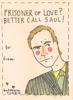 "As a ""Breaking Bad"" fan, I found these Valentines to be absolutely hilarious."