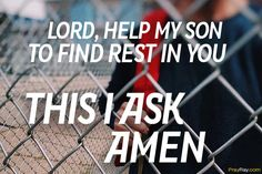 Prayers for my teenage son, who is in a rebellious relationship with parents, help him to overcome challenges teenagers face. With the help of God Family Prayer Quotes, Prayer For My Family, Prayer For Loved Ones, Petition Prayer, Mother Teresa Quotes, Inspirational Prayers, Parenting Teenagers, Teenager Quotes, Scripture Verses