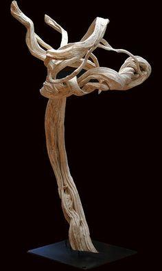 Driftwood Tree Sculpture