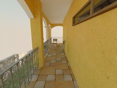 Terrace and balcony of the penthouses. Hacienda del Rio. Playa del Carmen real estate