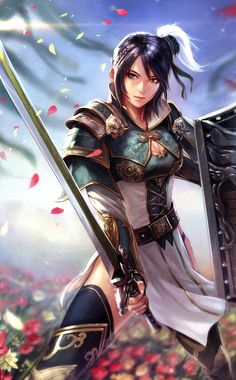 Xingcai from Dynasty Warriors