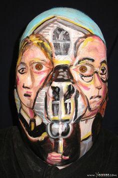 Halloween Face Painting | ... halloween-face-paintings-40-pics/attachment/halloween-face-painting