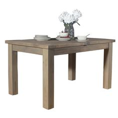 Extendable Kitchen Table ideal for large dinner parties. Shop fantastic dining furniture including this beautiful rustic Table with Free UK Delivery 8 Seater Dining Table, Reclaimed Wood Dining Table, Industrial Dining, Dining Table Legs, Wooden Dining Tables, Dining Sets, Rustic Table, Industrial Furniture, Dining Furniture