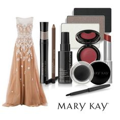 Our pick for winner on the red carpet last night? Neutrals! Take your gorgeous neutral gown up a notch with a bold beauty look, featuring Mary Kay® Gel Eyeliner and Mary Kay® Lash Love® Lengthening™ Mascara. Share with us – which look was your favorite?