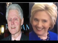 The Clinton Meltdown - Is Hillary Possessed and Does Bill Have Dementia ? Check It Out - YouTube