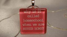 homeschool bling