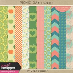 Picnic Day - Papers