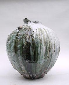 Moon Jar by Akiko Hirai