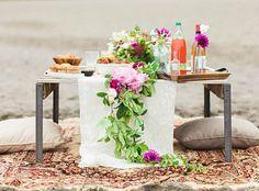 Como decorar um casamento na praia único e original?