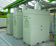 #HotelNikko Boosts #GreenInitiatives with Capstone Microturbine Cogeneration Power System #RenewableEnergy Hotel Nikko San Francisco recently installed two Capstone C65 (65kW) microturbines to increase energy efficiency by simultaneously generating electricity