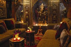cool room, gypsy, Ganesh...... HOUSE OF BLUES CHICAGO