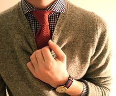 Absolutely. Everything about this would look good on any guy. Go make it happen, gents!
