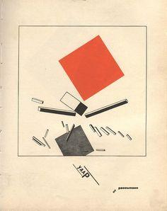 El lissitzky Bauhaus, Russian Constructivism, Avantgarde, Graphic Art, Graphic Design, Arte Popular, Art Moderne, Art And Architecture, Photo Art