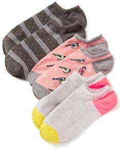 Liner Socks 3-Packs