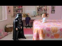 O poder do (mini) Darth Vader.