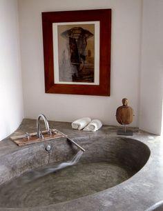 That tub tho