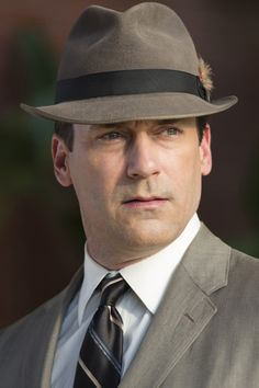 7 Questions Answered by Mad Men's Season 7 Premiere BTW, JON..YOU LOOK GOOD ENOUGH TO EAT !