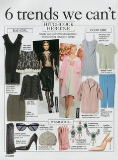 6 Trends: Cutler and Gross cats-eye frames in @Glamour September issue
