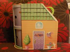 Lil' Bratz Loungin' Loft Elevator Toy Doll House 2002 #MGAEntertainment