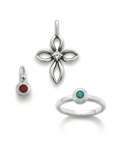Avery Remembrance - Colors of Christmas from James Avery Jewelry #jamesavery