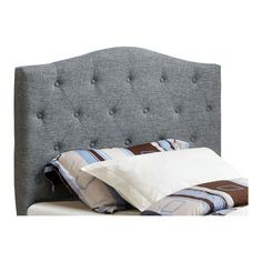 Found it at Wayfair - Scarclyf Upholstered Headboard